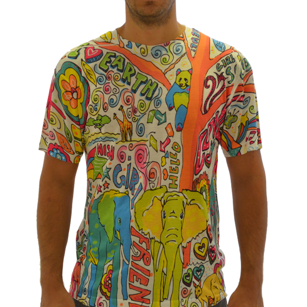 Types of t shirt printing methods pros and cons guide for Custom full color t shirt printing